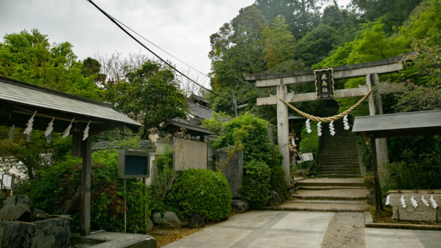 【奈良県】奇岩が並ぶ、子授けのご利益がある飛鳥坐神社へお参りしました【神社】(2019年4月26日)