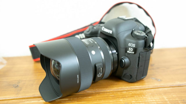 SIGMA 14-24mm F2.8 DG HSM ARTを星空撮影に使用して思う事