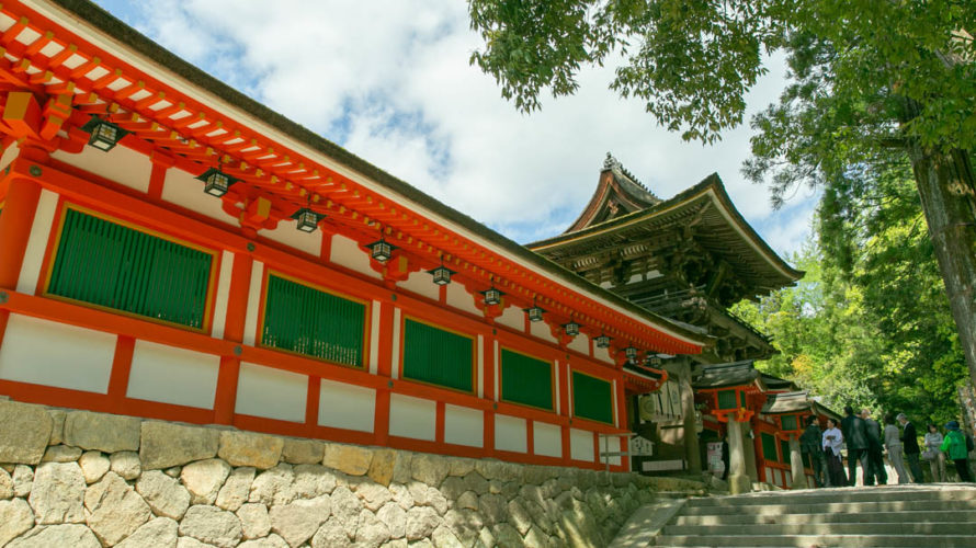【奈良県】石上神宮へ撮影に行きました【撮影スポット】(2019年4月27日)