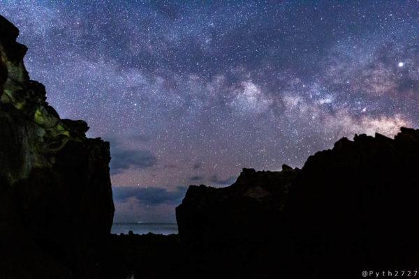 SIGMA 24-35mm F2 DG HSM ARTで撮影した星景写真(天の川)