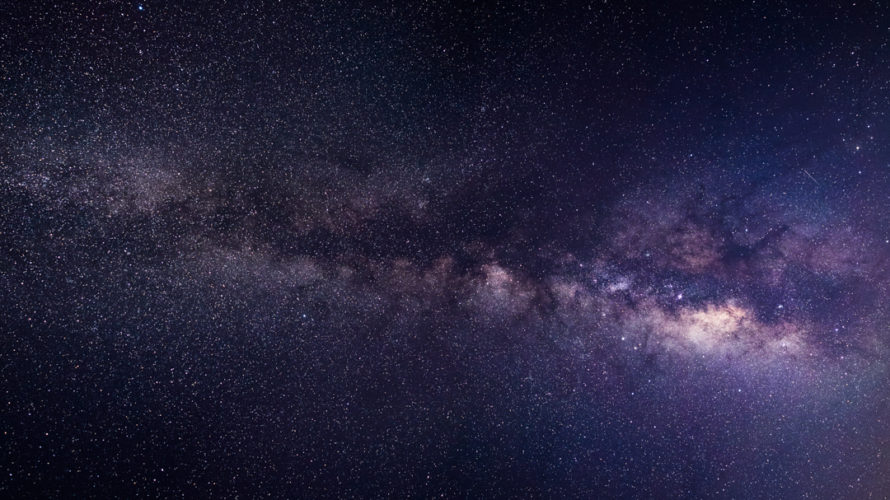 【星空とロック】星景写真の撮影にいつも聴いている楽曲【ALMA】