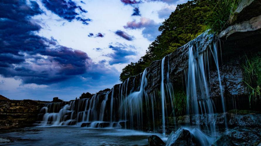 【兵庫県三木市】黒滝に行ってきたよ【滝・撮影スポット】