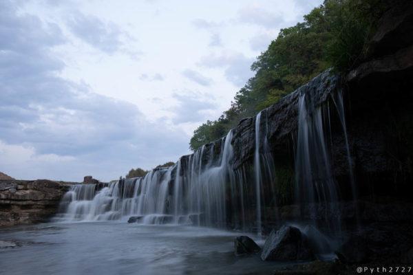 兵庫県黒滝