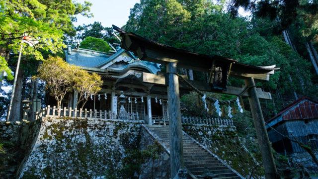 世界遺産・神の棲む杜、早朝の玉置神社にお参りしてきました【奈良県十津川村】(2019年5月25日)