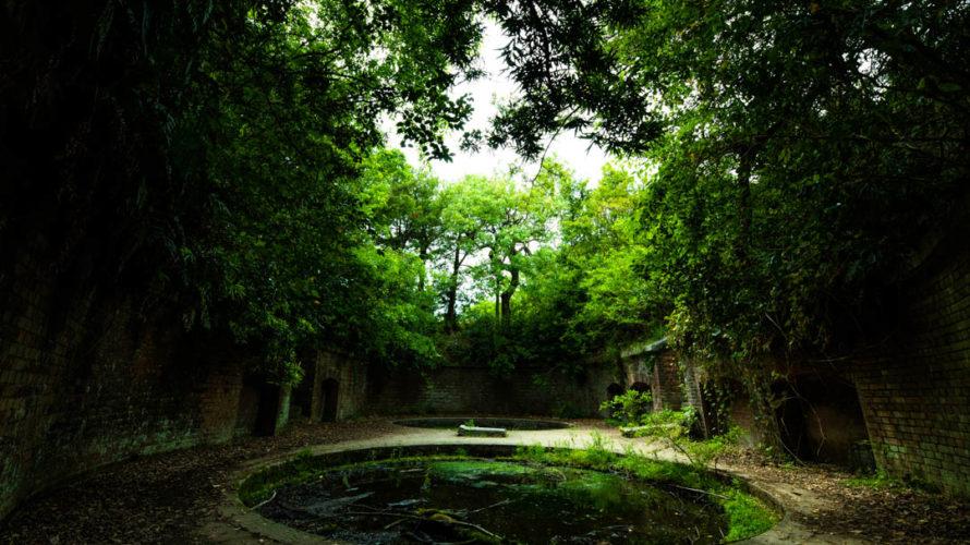 自然に包まれた砲台跡が現存する友ヶ島(和歌山県)への行き方、撮影写真を紹介します