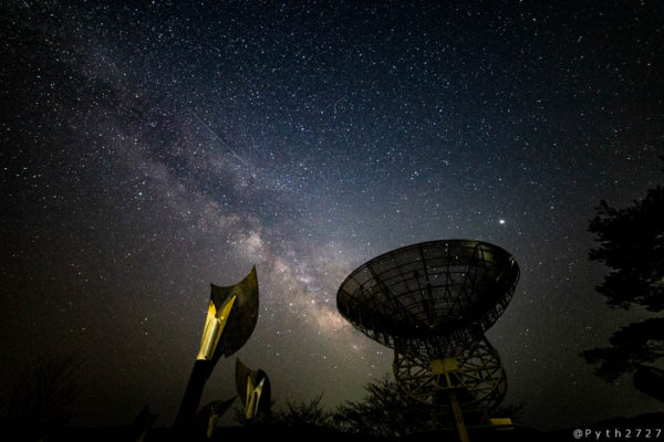みさと天文台の天の川