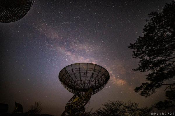 夜のみさと天文台