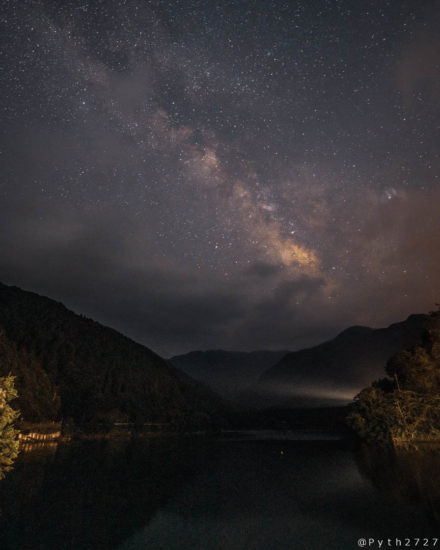 奈良県 星空