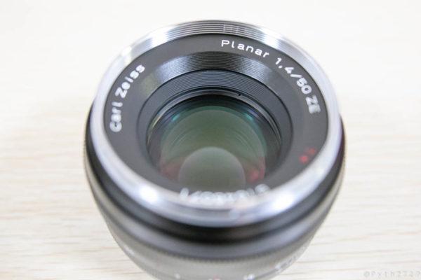 Carl Zeiss Planar T*1.4/50 ZE