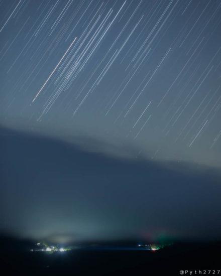 屏風岩公苑から見える曽爾高原