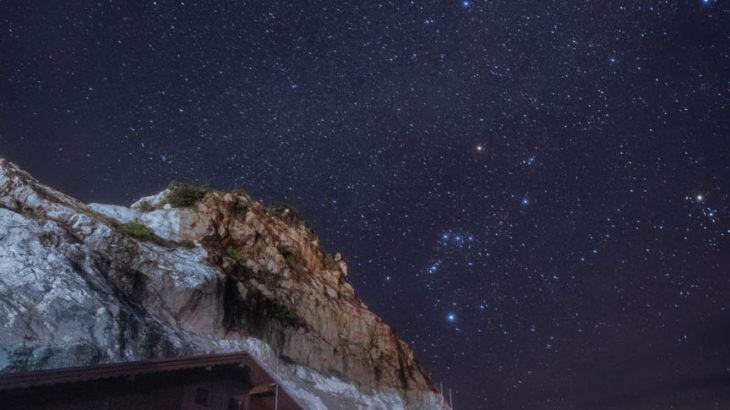 道の駅 白崎海洋公園に星空を撮影に行きました(和歌山由良町)