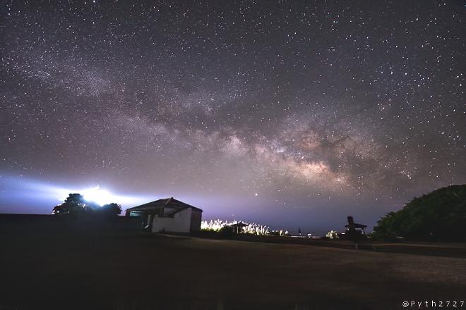 紀伊大島の星空