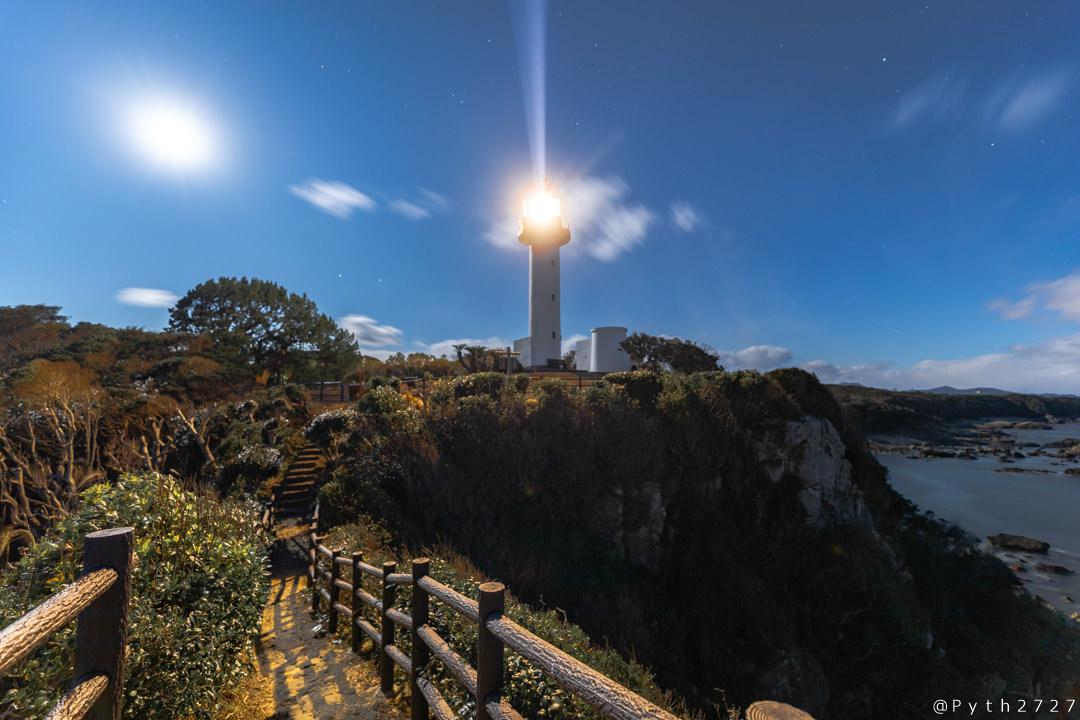 太地町の灯台