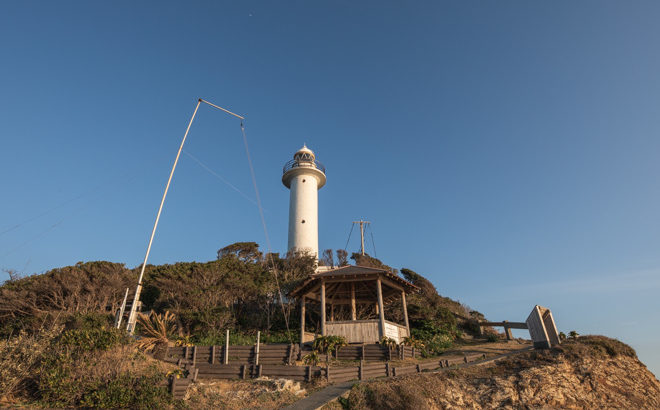 麦崎灯台に行ってきました(三重県志摩市)
