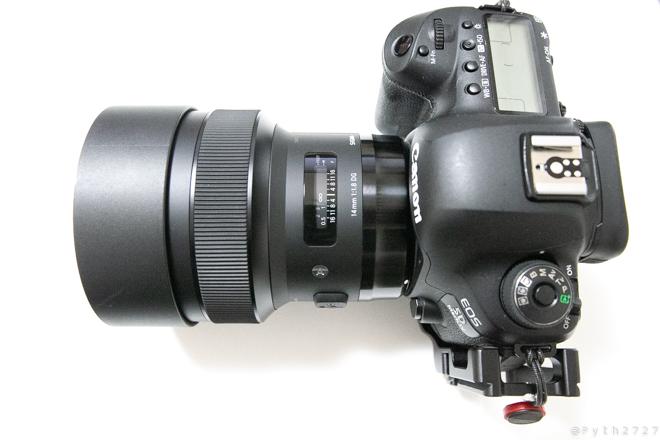 SIGMA 14mm F1.8 DG HSM ARTとCANON EOS5DmarkⅣ