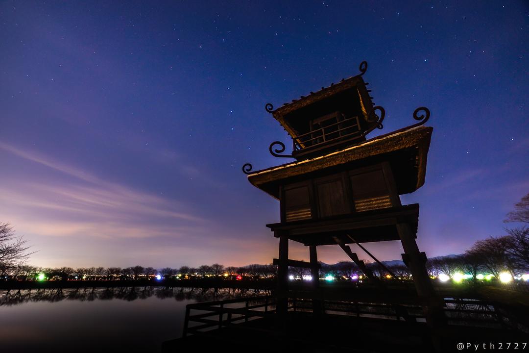 奈良県の星空