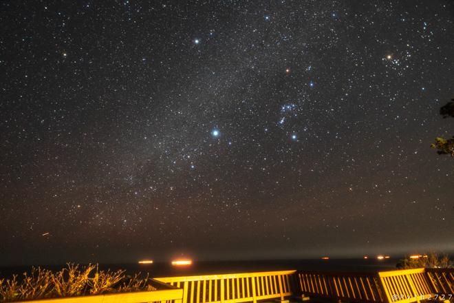 本州最南端の星空