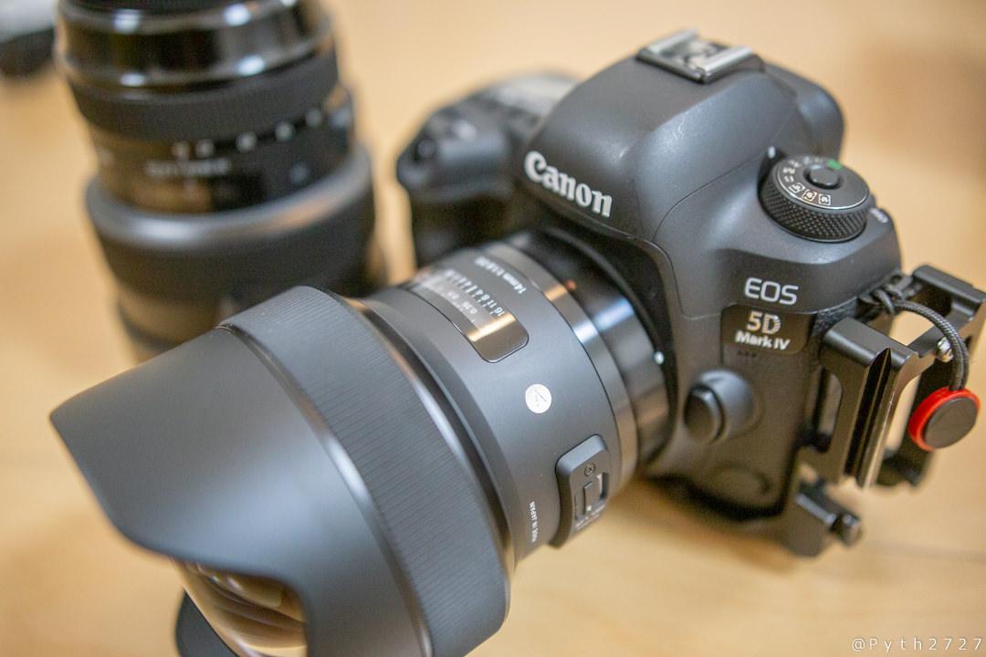 SIGMA 14mm F1.8 DG HSM ARTとSIGMA 14-24mm F2.8 DG HSM ART