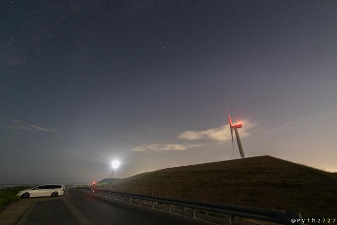 静岡県 風車
