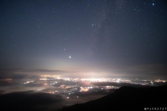 滋賀県 夜景