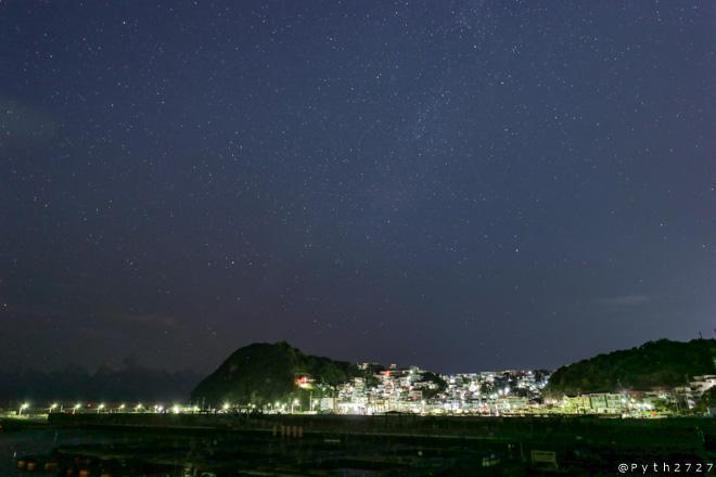 雑賀崎 夜