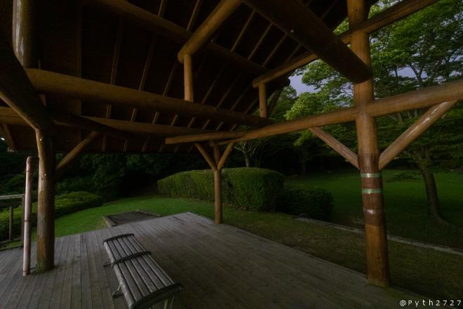 三重県民の森 展望台