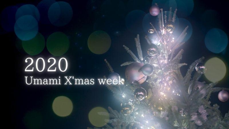 【2020 X'mas】第6回馬見クリスマスウィーク2020のイルミネーション【4K動画】(馬見丘陵公園)