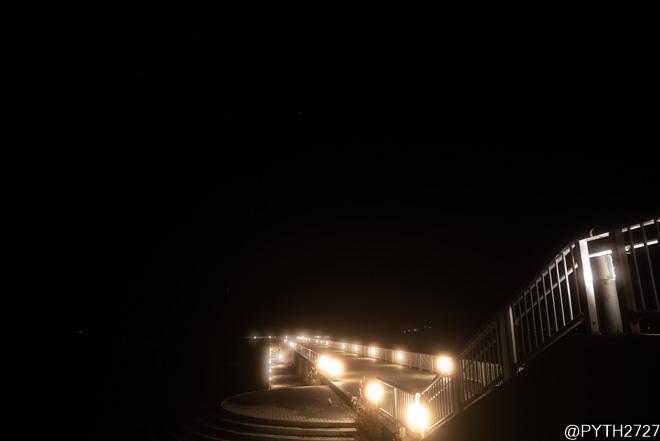 浜島海浜公園 ライトアップ