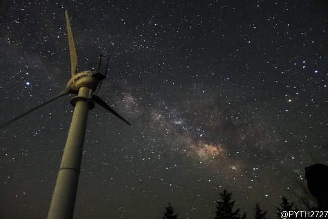 鶴姫公園 風車