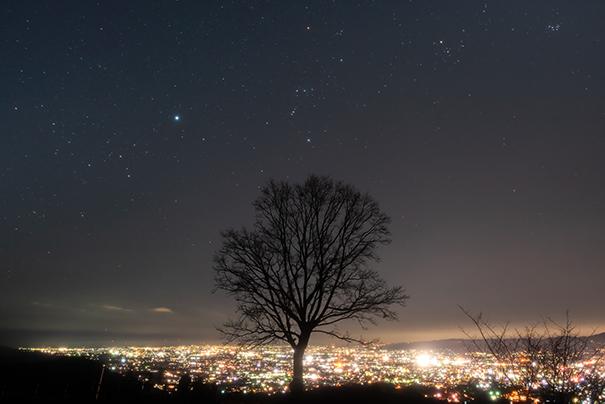 奈良県 夜景
