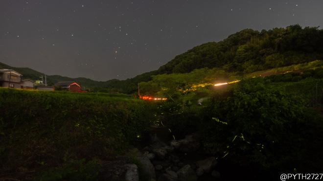 奈良県 星