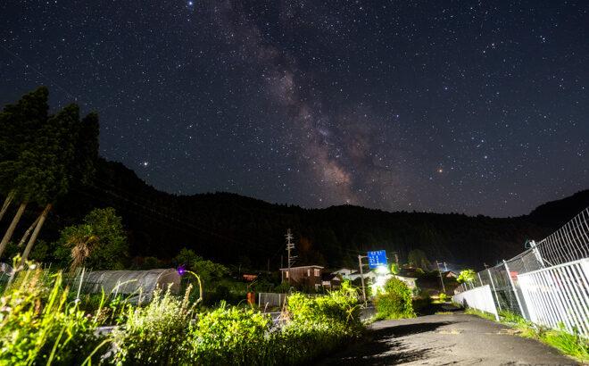 【動画】曽爾村を星空散歩してきました/SONY a7SⅢ/天の川