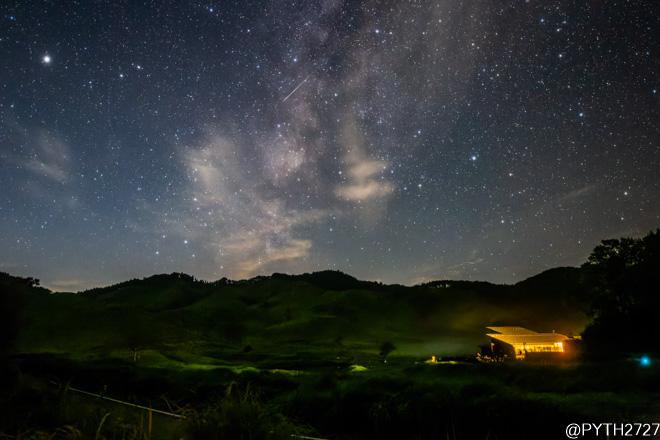 2021 ペルセウス座流星群