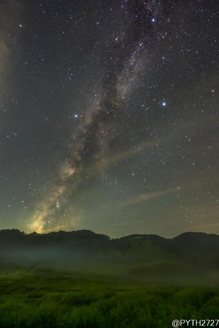 兵庫県 星空